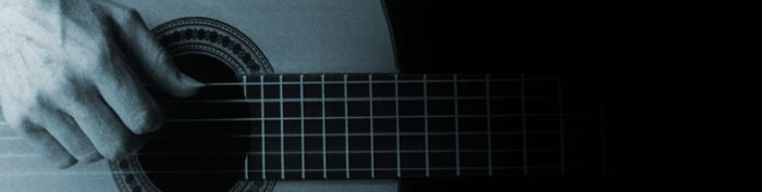 Close-up Guitar